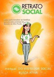 manual DO VISITADOR SOCIAL BUSCA ATIVA - Secretaria de ...