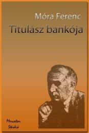 Móra Ferenc Titulász bankója