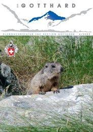 ski- und snowboardtourenkurs - SAC-Gotthard