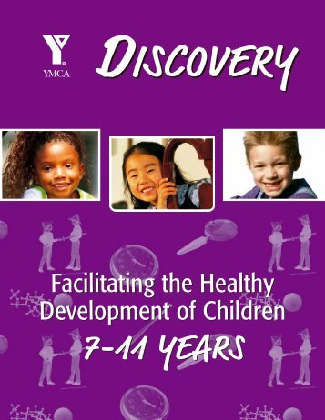 Ages 7-11 years - YMCA of Greater Toronto