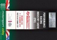 MIA October 2010_PRI booklet 2010 - The Motorsports Industry ...