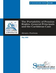 The Portability of Pension Rights - Sorry, Page Not Found - World ...