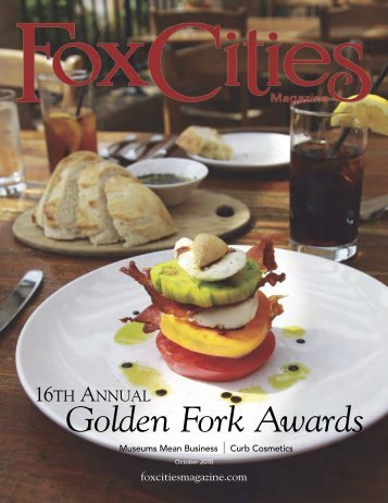 Golden Fork Awards - Fox Cities Magazine