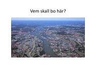 presentation - Föreningen Sveriges Socialchefer