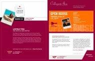THURSDAY, October 25 1:30 - 5:00 PM - TechSideline.Com