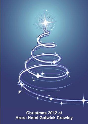Christmas 2012 - Arora Hotels