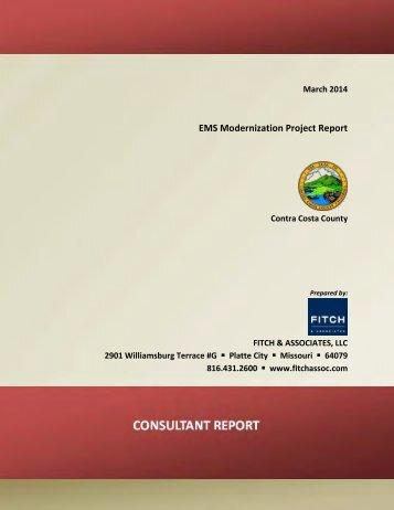 Modernization-Project-Report-201404