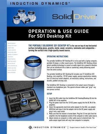 Desktop Installation Guide - SolidDrive