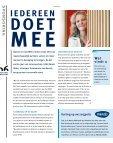 Pfffff... nog 700 meter - Korfbal Magazine - Page 6