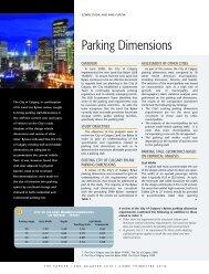 Parking Dimensions - Ezekiel Dada, Ph.D., P.Eng - Canadian ...
