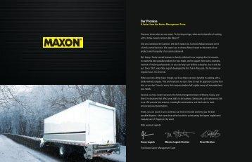 Full Line - Maxon
