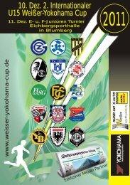 Weisser-Yokohama-Cup 2011 - SPart design