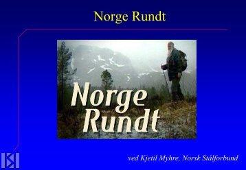 Norge Rundt - Norsk Stålforbund