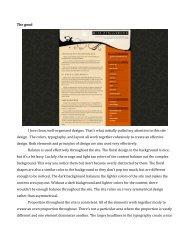 CSS Zen Garden PDF.