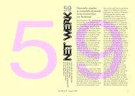 1998, nr. 59-62 - Jan van den Noort