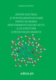 Metode spectrale si de modelare moleculara - PIM Copy