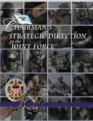 Strategic Direction to the Joint Forces - Defense Innovation ...