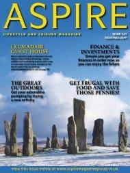 ISSUE 221 - Aspire Magazine