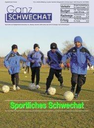 April-Ausgabe 2012 - Stadtgemeinde Schwechat