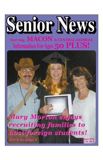 (478) 743-7061 www.myeyecenter.com - Senior News Georgia