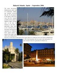 Spain recap.pub - Tradewinds Sailing Club