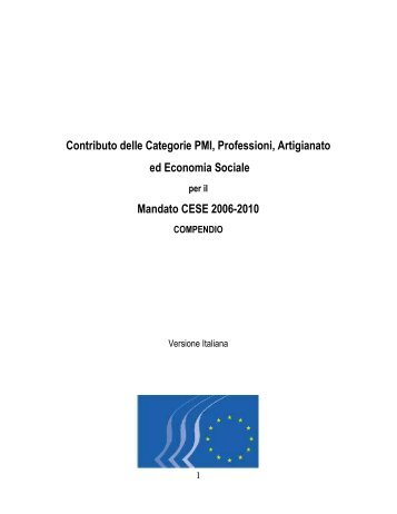 Compendium IT - Economic and Social Committee - Europa