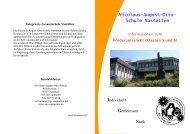 Nicolaus-August-Otto- Schule Nastätten