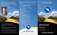 OpenLine Brochure - Northrop Grumman Corporation