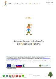 POBa Â« - Razvojna agencija Kozjansko