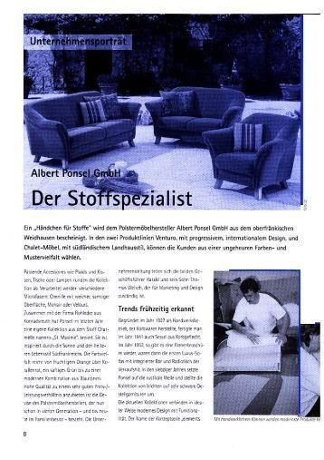 Niedlich Bezugsstoffe Fur Polstermobel Umwelt Knoll Galerie ...