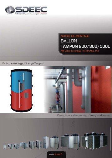 BALLON TAMPON BALLON TAMPON - Sdeec