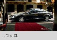 Catálogo del Mercedes-Benz CL - enCooche.com