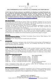 teilnahmebedingungen steinway klavierspiel-wettbewerb 2011