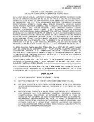 Acta 006 24-01-2013 - Zinacantepec