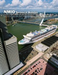 Technical Bulletin - National Maritime Intelligence-Integration Office