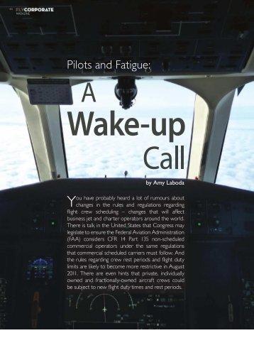Pilots an Fatig - ABAG