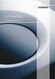 PDF (1,19 MB) - Geberit International AG