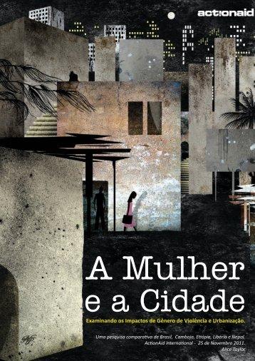 Examinando os Impactos de Gênero de Violência ... - ActionAid Brasil