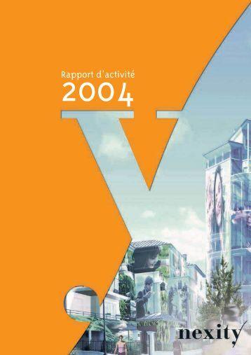 Le rapport annuel 2004 (.pdf 1.48 Mo) - Nexity