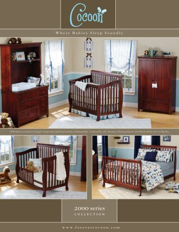 Convertible Generation Next Baby 39 S Dream Furniture