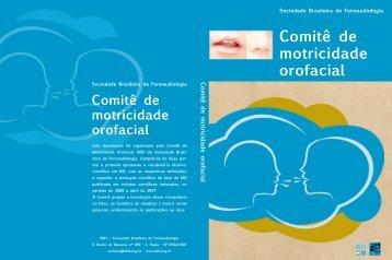 Comitê de motricidade orofacial - Sociedade Brasileira de ...