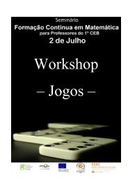 Workshop - Jogos - ESEC