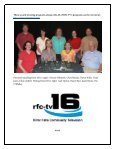 rfc-tv 16 wins state awards - City of River Falls - Page 2