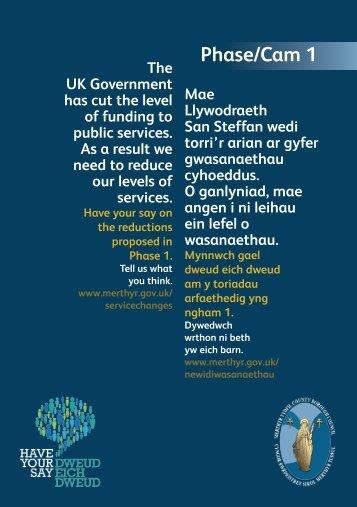Public Consultation Proposals 2014-2015