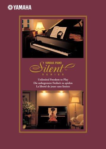Silent Grand Pianos