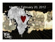 Meeting February 20 2012 [Read-Only]