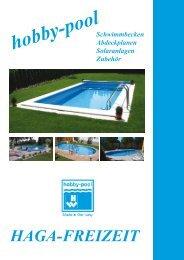 hobby-pool - Der einfachste Weg zu Ihrem Schwimmbad