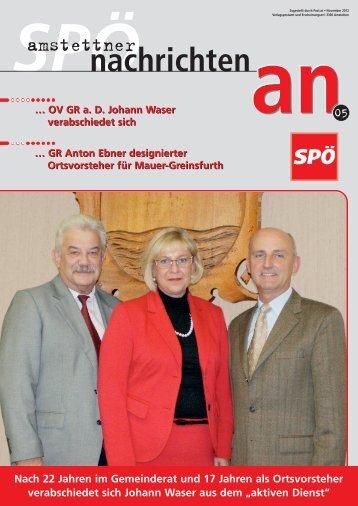 PDF-Download - SPÖ Amstetten
