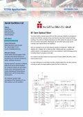 TETRA Applications Catalogue - Page 7
