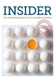 Download des Ausbildungsatlas INSIDER als pdf - Zukunft Görlitz